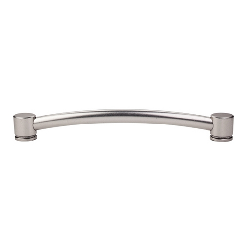 Top Knobs Hardware Modern Cabinet Pull in Pewter Antique Finish TK67PTA