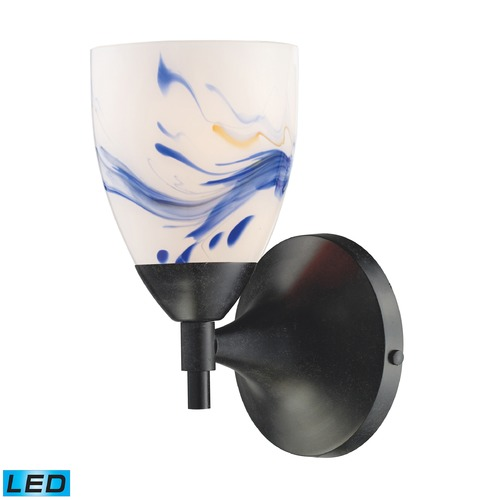 Elk Lighting Elk Lighting Celina Polished Chrome LED Sconce 10150/1DR-MT-LED