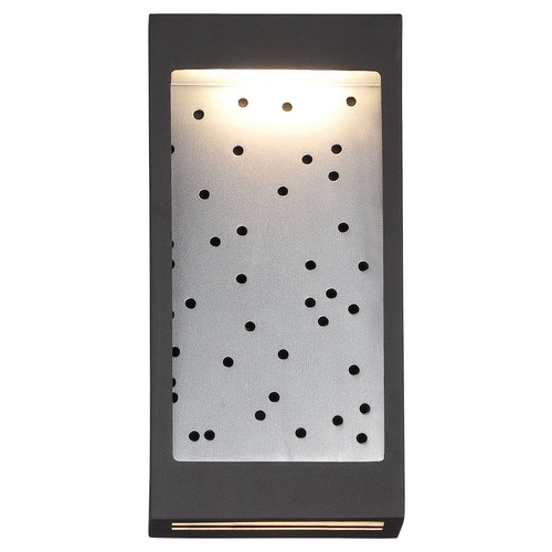 George Kovacs Lighting George Kovacs Pinball Oil Rubbed Bronze LED Sconce P1227-564-L