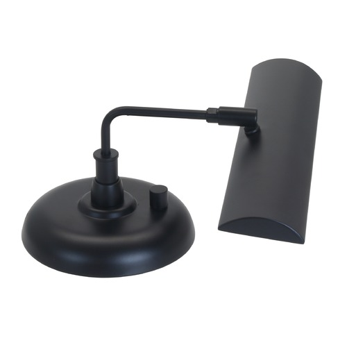 House of Troy Lighting House Of Troy Zenith Black LED Piano / Banker Lamp PZLEDZ101-7