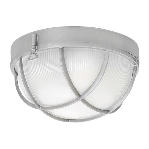Hinkley Lighting Hinkley Lighting Marina Hematite Close To Ceiling Light 2413HE