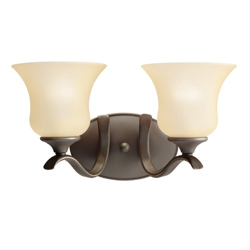 Kichler Lighting Kichler Lighting Wedgeport Olde Bronze LED Bathroom Light 5285OZL16