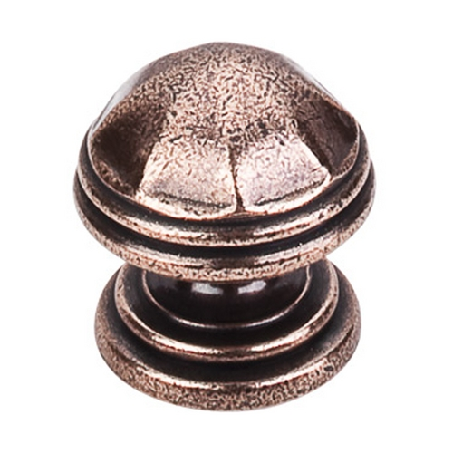Top Knobs Hardware Cabinet Knob in Old English Copper Finish M23
