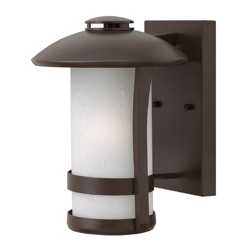 Hinkley Lighting Hinkley Lighting Chandler Anchor Bronze Outdoor Wall Light 2700AR-GU24