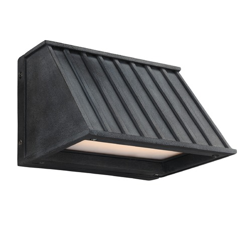 Feiss Lighting Feiss Lighting Tove Dark Weathered Zinc LED Outdoor Wall Light OL12600DWZ-LED