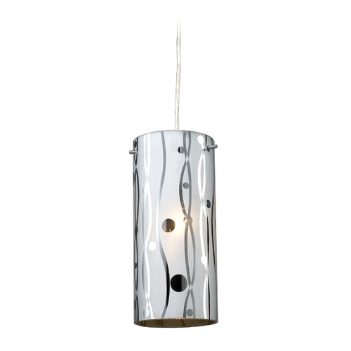 Elk Lighting Modern Mini-Pendant Light 31077/1