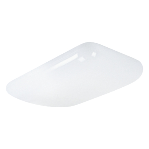 Lithonia Lighting Contoured Acrylic Diffuser D15PUFF2 LENS FOR 10641