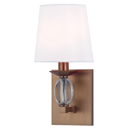 Hudson Valley Lighting Cameron ADA 1 Light Sconce - Brushed Bronze 4611-BB