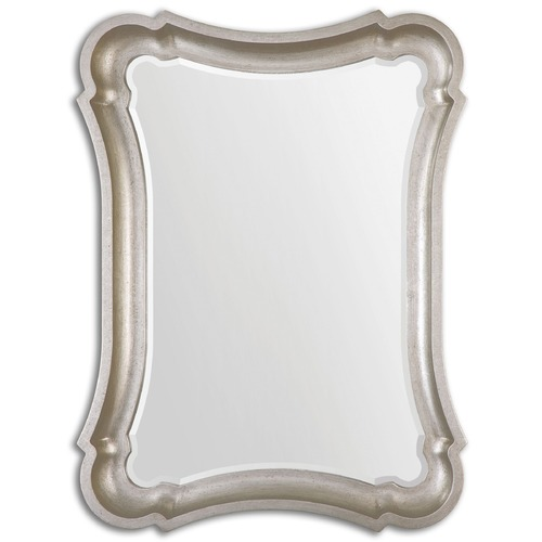 Uttermost Lighting Uttermost Anatolius Silver Leaf Mirror 14543