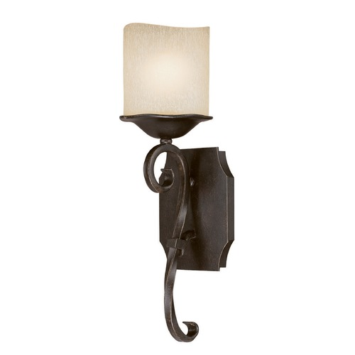 Capital Lighting Capital Lighting Montana Raw Umber Sconce 8431RM-205