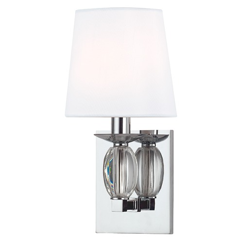 Hudson Valley Lighting Cameron ADA 1 Light Sconce - Polished Chrome 4611-PC