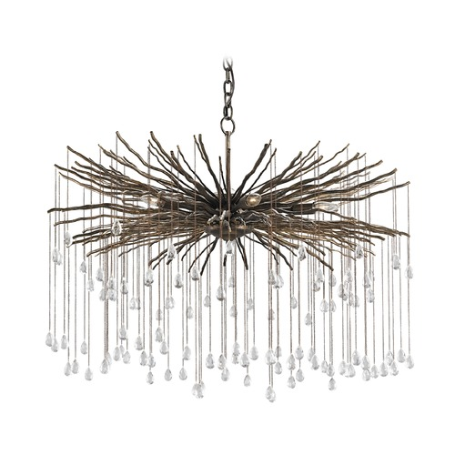 Currey and Company Lighting Currey and Company Fen Cupertino Chandelier 9451