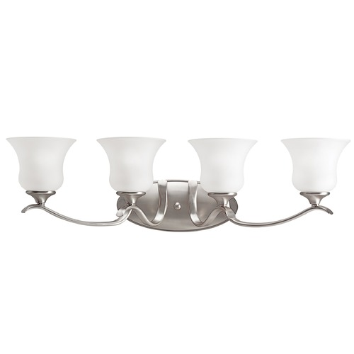Kichler Lighting Kichler Lighting Keiran Brushed Nickel LED Bathroom Light 5287NIL16