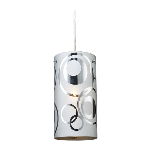 Elk Lighting Modern Mini-Pendant Light 31076/1