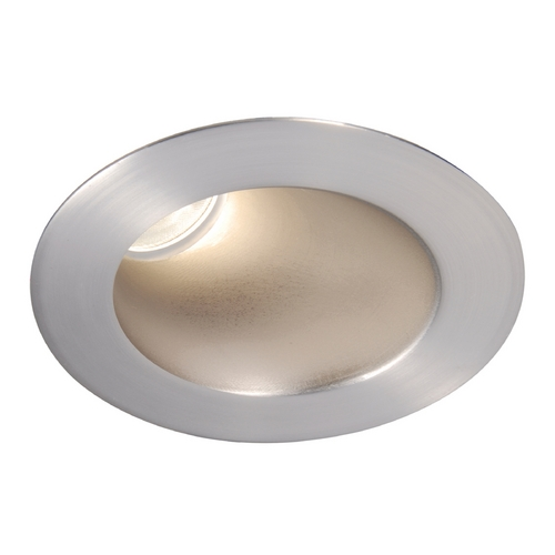 WAC Lighting Wac Lighting Brushed Nickel LED Recessed Trim HR-3LED-T418F-C-BN
