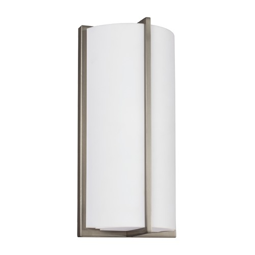 Sea Gull Lighting Sea Gull Lighting Ada Wall Sconces Brushed Nickel LED Sconce 4934091S-962