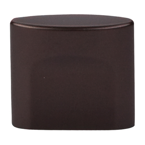 Top Knobs Hardware Modern Cabinet Knob in Oil Rubbed Bronze Finish TK73ORB
