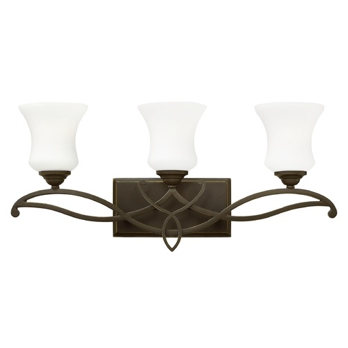 Hinkley Hinkley Brooke Olde Bronze Bathroom Light 5003OB