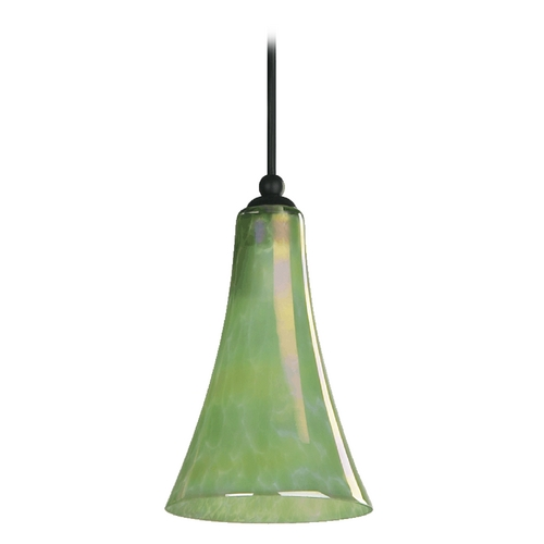 Quorum Lighting Quorum Lighting Old World Mini-Pendant Light with Bell Shade 866-95