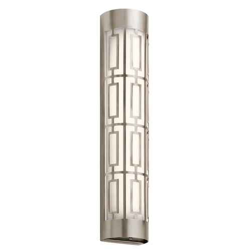 Kichler Lighting Kichler Lighting Empire Classic Pewter LED Bathroom Light 43880CLPLED