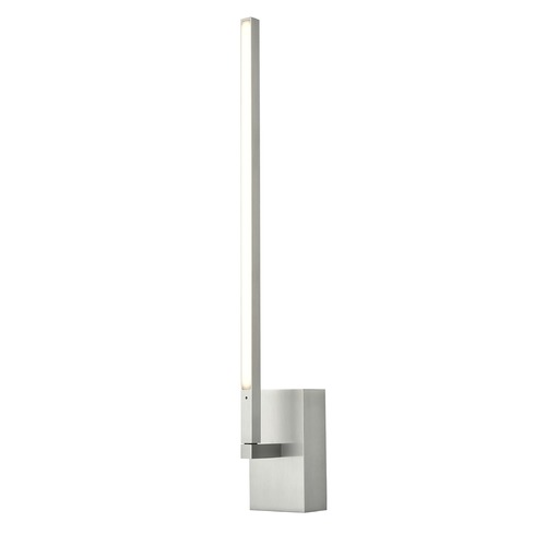 Kuzco Lighting Kuzco Lighting Pandora Brushed Nickel LED Sconce WS25118-BN