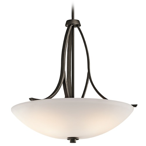 Kichler Lighting Kichler Pendant Light in Olde Bronze Finish 42561OZ