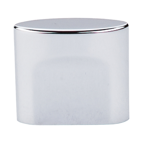 Top Knobs Hardware Modern Cabinet Knob in Polished Chrome Finish TK73PC