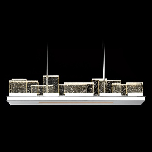 Avenue Lighting Avenue Lighting Glacier Ave LED Island Light HF3005-PN