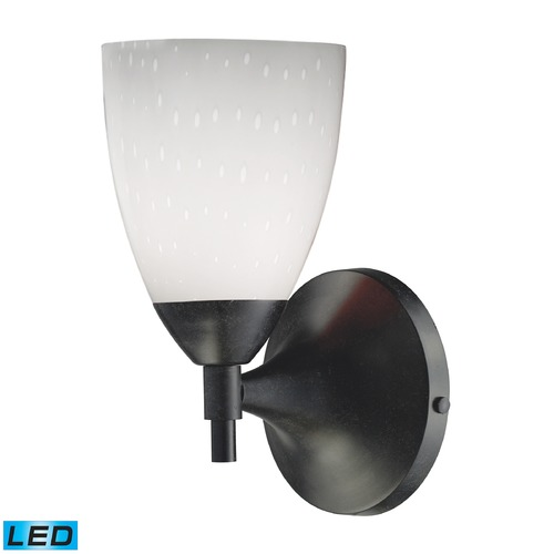 Elk Lighting Elk Lighting Celina Polished Chrome LED Sconce 10150/1DR-WH-LED