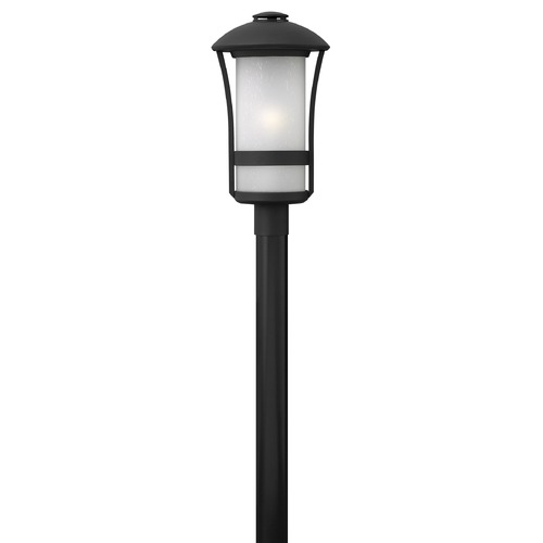 Hinkley Lighting Hinkley Lighting Chandler Black Post Light 2701BK-GU24