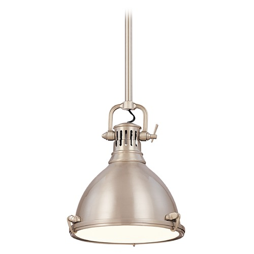 Hudson Valley Lighting Pendant Light in Satin Nickel Finish 2211-SN