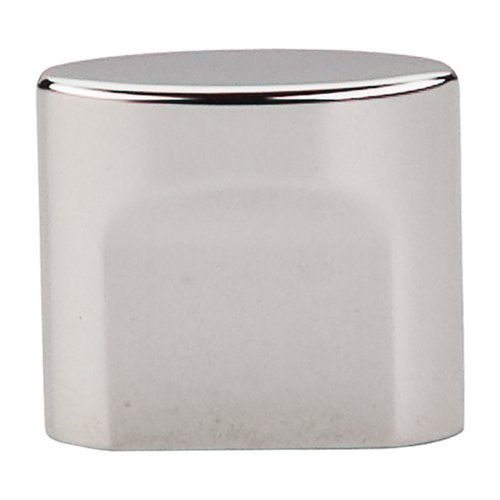 Top Knobs Hardware Modern Cabinet Knob in Polished Nickel Finish TK73PN