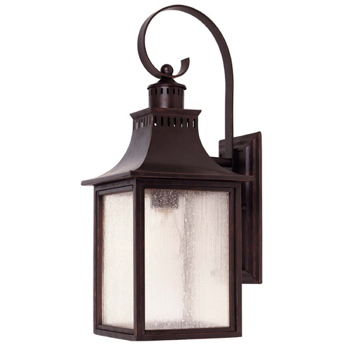 Savoy House Savoy House English Bronze Outdoor Wall Light 5-258-13