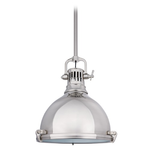 Hudson Valley Lighting Pendant Light in Satin Nickel Finish 2212-SN