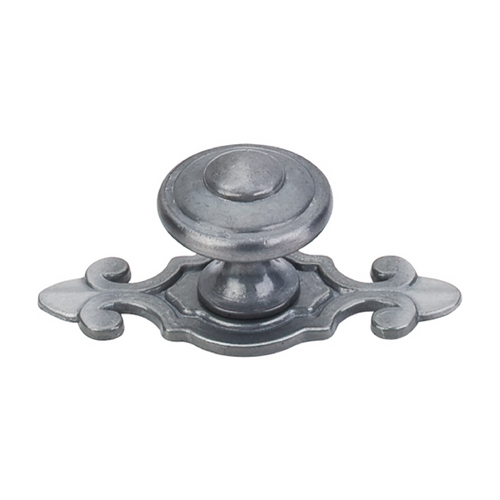 Top Knobs Hardware Cabinet Knob in Pewter Light Finish M30