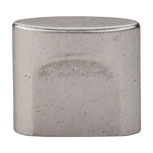 Top Knobs Hardware Modern Cabinet Knob in Pewter Antique Finish TK73PTA