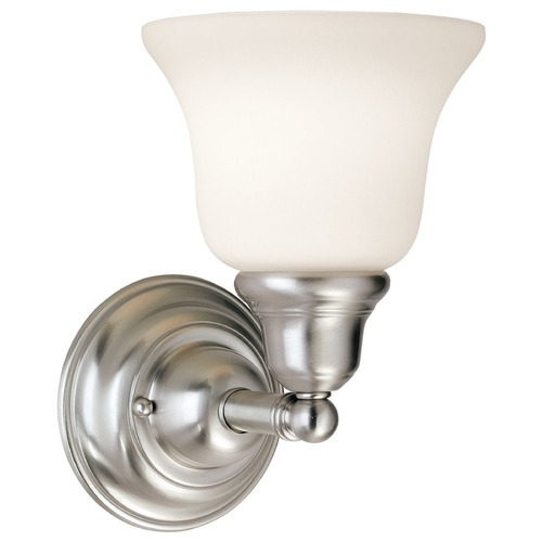 Design Classics Lighting Single-Light Sconce 771-09 G9110 KIT