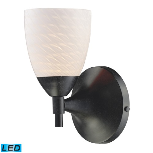 Elk Lighting Elk Lighting Celina Polished Chrome LED Sconce 10150/1DR-WS-LED