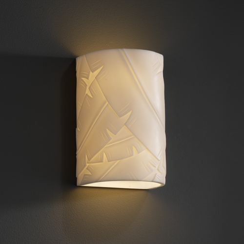 Justice Design Group Justice Design Group Porcelina Collection Sconce PNA-0945-BANL