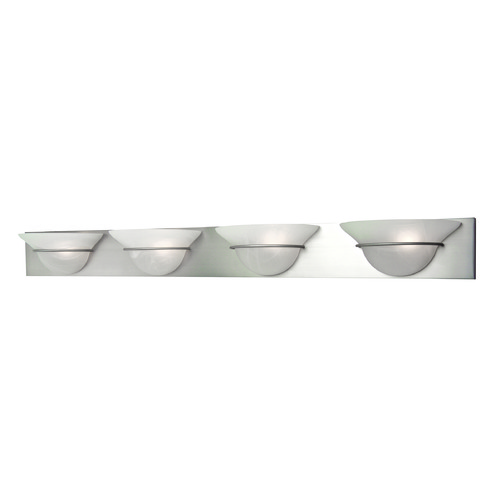 Craftmade Lighting Craftmade Moonglow Brushed Satin Nickel Bathroom Light 17148BN4