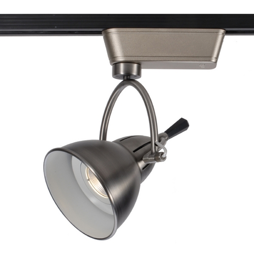 WAC Lighting Wac Lighting Antique Nickel LED Track Light Head J-LED710F-CW-AN