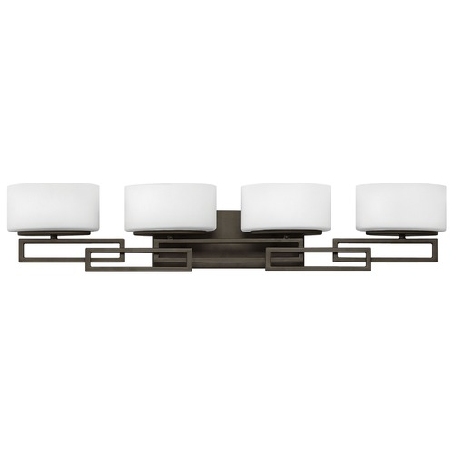 Hinkley Lighting Hinkley Lighting Lanza Buckeye Bronze Bathroom Light 5104KZ