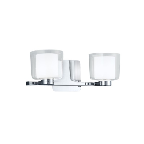 Norwell Lighting Norwell Lighting Alexus Chrome Bathroom Light 5332-CH-CL