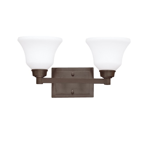 Kichler Lighting Kichler Lighting Langford Olde Bronze LED Bathroom Light 5389OZL16