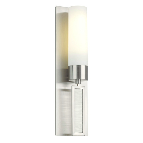 Hart Lighting Hart Lighting Elegance Satin Nickel Sconce 1041SN