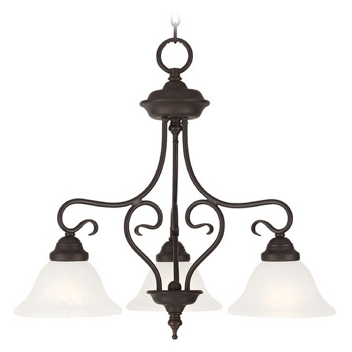 Livex Lighting Livex Lighting Coronado Bronze Chandelier 6133-07