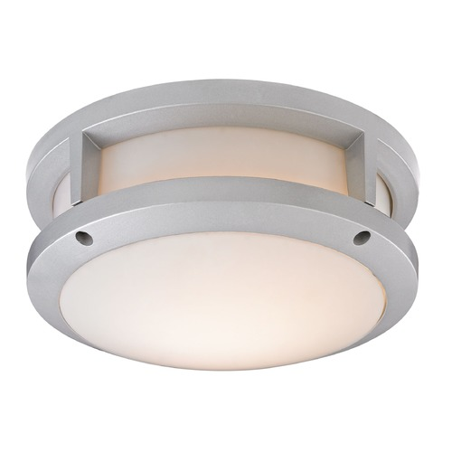 Elk Lighting Elk Lighting Colby Matte Silver LED Close To Ceiling Light 45132/LED