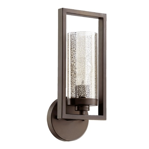 Quorum Lighting Quorum Lighting Julian Oiled Bronze Sconce 553-1-86