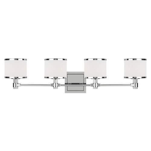 Feiss Lighting Feiss Lighting Winter Park Chrome LED Bathroom Light VS24374CH-L1