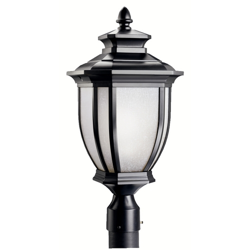 Kichler Lighting Kichler Post Light in Black Finish 9938BK